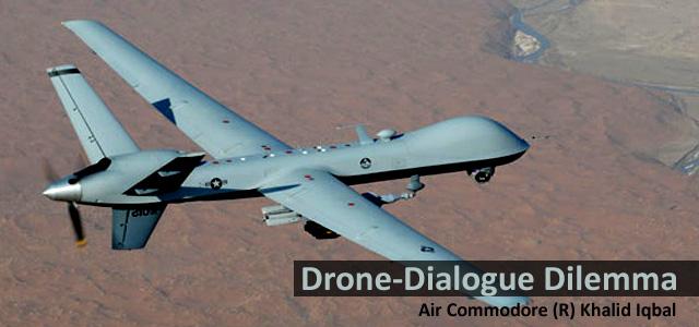 Drone delima