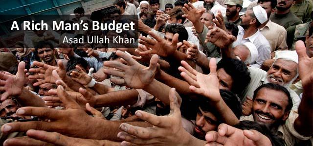 A Rich Man's Budget