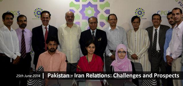 Pak iran relations