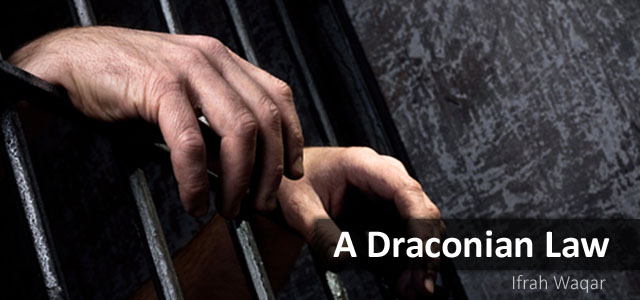 A Draconian Law