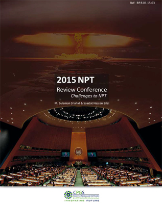 2015 NPT Review Conference: Challenges to NPT