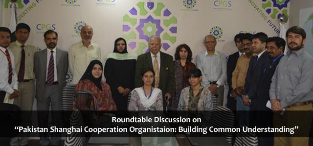 Pakistan Shanghai Cooperation Organistaion Building Common Understanding
