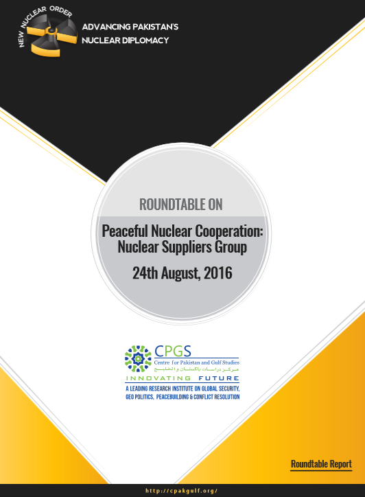 Peaceful Nuclear Cooperation Report