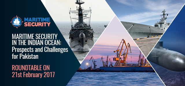 Maritime Security: Challenges and Prospects for Pakistan
