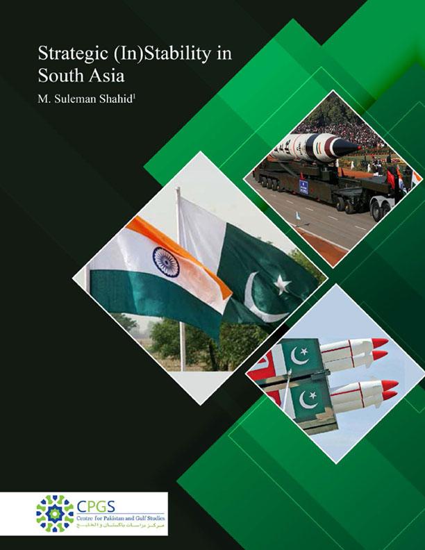 Strategic (In)Stability in South Asia