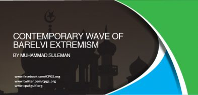 Contemporary wave of Barelvi extremism