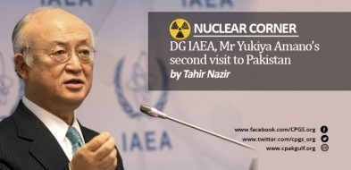 Nuclear Corner DG IAEA, Mr Yukiya Amano's second visit to Pakistan